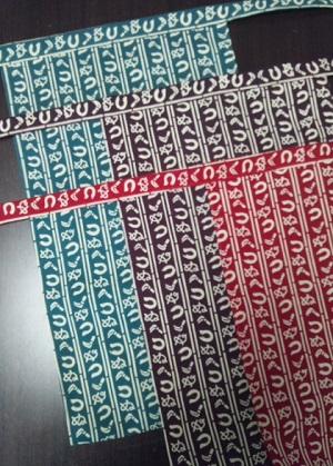 江戸時代の流行柄で粋に見せる〜丸太セレクション〜越中 かまわぬ (特岡生地)|ふんどし 褌の通販なら さくらい