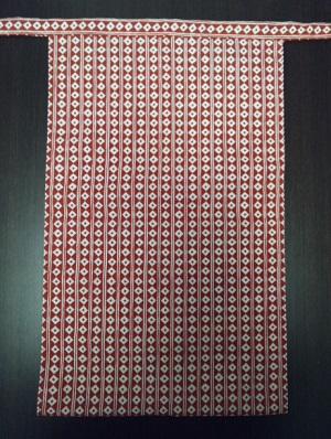 サイコロの目は1が出た〜丸太セレクション〜越中(えっちゅう) 賽の目(さらし生地)|ふんどし 褌の通販なら さくらい