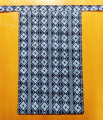 越中 四角の輝き (コーマ糸・綿100%) 加工糸で表面ツルツル