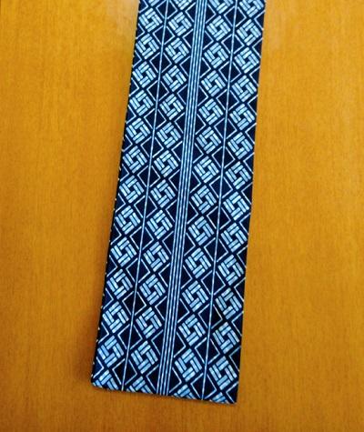 六尺半幅 四角の輝き (コーマ糸・綿100%)|加工糸で表面ツルツル