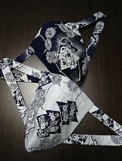 春夏秋冬と四季折々で見せる日本の華~限定各5枚のみ~丸太セレクション~黒猫 四季の華(徳岡生地)|ふんどし 褌の通販なら さくらい