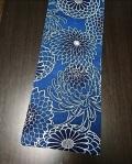 この紺色に惚れてください〜サラサラ生地で爽やかふんどし〜丸太セレクション〜六尺半幅 大輪菊(綿紅梅生地) ふんどし 褌の通販なら さくらい