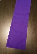 江戸の庶民が愛した色~武蔵野木綿で肌触りも柔らか~丸太セレクション~六尺半幅 江戸紫(武蔵野木綿)|ふんどし 褌の通販なら さくらい