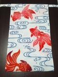 夏を涼しく見せる~贈り物にもオススメ!丸太セレクション~ 越中 金魚(特岡生地)|ふんどし 褌の通販なら ふんどし手拭い専門店 さくらい