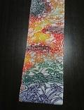 絶品!もう二度と出てこない掘り出し物~丸太セレクション~ 六尺半幅 虹色の四季(岡生地)|ふんどし 褌の通販なら さくらい