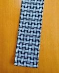 六尺半幅 三線繋ぎ(コーマ糸・綿100%)|加工糸で表面ツルツル