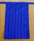 越中87センチ 三線四角(綿100%)|織りが粗くサラサラ