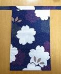 越中 夜桜 (綿100%)|吸収性のある生地