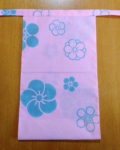 越中 梅紋(特岡生地)|青グレーの梅が咲く