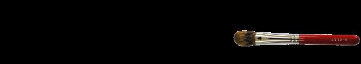 アイシャドウブラシ