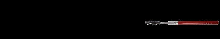 スクリューブラシ
