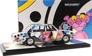 """予約品 2022年1月頃  ミニカー MINICHAMPS(ミニチャンプス) ダイキャストモデル  1/18 155029204 BMW 2500 (E3) 1969 """"NEW HORIZON"""" 限定:999pcs 4012138751675"""