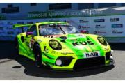 予約品 2022年4月頃 ミニカー SPARK(スパーク) レジンモデル 1/18 18SG052 ポルシェ Porsche 911 GT3 R No.911 Manthey-Racing 優勝 24H Nurburgring 2021 M. Cairoli M. Christensen K. Estre 9580006480521