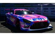 予約品 2022年4月頃 ミニカー SPARK(スパーク) レジンモデル 1/18 18SG054 メルセデス Mercedes-AMG GT3 No.7 Mercedes-AMG Team GetSpeed 3位 24H Nurburgring 2021 M. Gotz D. Juncadella R. Marciello 9580006480545
