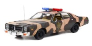 予約品 2022年5月頃 ミニカー GreenLight(グリーンライト) Artisan Collection ダイキャストモデル 1/18 19117 ダッジモナコ 1978 Dodge Monaco - Hazzard County Camouflage Sheriff 810027496768