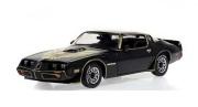 予約品 2022年5月頃 ミニカー GREENLIGHT(グリーンライト) ダイキャストモデル 1/43 86616 ポンティアック ファイアーバード 映画「Rocky II (1979)」劇中車 1979 Pontiac Firebird Trans Am Hardtop 810027495068