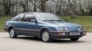 予約品 12月頃 ミニカー IXO(イクソ) ダイキャストモデル 1/43 CLC380N フォード シエラ XR4 1984 メタリックブルー 4907981666859