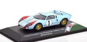 予約品 2022年4月以降順次 ミニカー CMR  ダイキャストモデル  1/43 CMR43055 フォード Ford GT40 MKII 2位 24h Le Mans 1966 Miles/Hulme 4589746698451