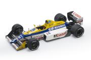 """予約品 2022年1月頃 ミニカー TOPMARQUES  """"GP REPLICAS"""" レジンモデル  1/18 GRP108A ウィリアムズ FW12 No,5 R.パトレーゼ 4548565412341"""