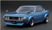 予約品 2022年3月頃 ミニカー ignition model(イグニッションモデル) 1/18 IG2593 トヨタセリカ Toyota Celica 1600GTV (TA22) Blue Metallic 生産数:160pcs 4573448895935