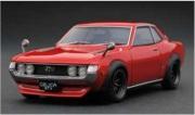 予約品 2022年3月頃 ミニカー ignition model(イグニッションモデル) 1/18 IG2597 トヨタセリカ Toyota Celica 1600GTV (TA22) Red 生産数:140pcs 4573448895973