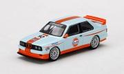 予約品 2022年3月以降順次 ミニカー MINI-GT 1/64 MGT00314-MJ BMW M3 (E30) ガルフ(左ハンドル)北米限定 4895183683777