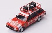 """予約品 12月頃 ミニカー IXO(イクソ) ダイキャストモデル 1/43 RAC327X フォード グラナダ MK II Turnier 1978 ラリーアシスタントカー"""" Bastos"""" 4907981666873"""