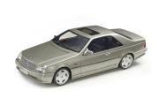 予約品 2022年1月頃 ミニカー TOPMARQUES  レジンモデル  1/43 TOP43006G AMG メルセデス CL 600 7.0 グレー 4548565412464