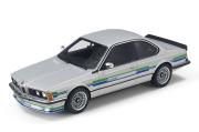予約品 2022年1月頃 ミニカー TOPMARQUES  レジンモデル  1/43 TOP43007E BMW アルピナ B7 シルバー 4548565412532