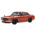 お取り寄せ品 ミニカー オートアート AUTOart 1/18 77444 日産 スカイライン GT-R (KPGC10) チューンド・バージョン (レッド)