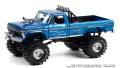 予約品 11月頃 ミニカー GREENLIGHT(グリーンライト)  1/18 13605 フォード Kings of Crunch - Midwest Four Wheel Drive & Performance Center - 1974 Ford F-250 Monster Truck with 48-Inch Tires 810027494047