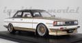 予約品 2020年1月頃 ミニカー ignition model(イグニッションモデル) レジンモデル 1/18 IG1484 トヨタクレスタ GX71) GT ツインターボ ホワイト/ゴールド 140台限定生産 4573448884847