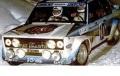 """お取り寄せ予約品 2019年順次 ミニカー MINICHAMPS(ミニチャンプス) ダイキャストモデル(開閉機構ナシ) 1/18 155801210 フィアット 131 アバルト """"FIAT ITALIA"""" WALTER・ROHRL/CHRISTIAN・GEISTDOERFER #10 モンテカルロラリー 1980 ウィナーズ"""