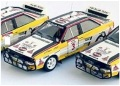 予約品 2019年2月頃 ミニカー Trofeu トロフュー 1/43 1629 アウディ クアトロ 1984年サファリラリー #3 Michele Mouton / F. Pons 5601673516291