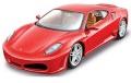 予約品 9月頃 再発売 ミニカー BURAGO(ブラーゴ) 1/24 18-26008R フェラーリ F430 (レッド) レース&プレイシリーズ 4548565283873