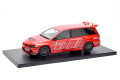 予約品 3月以降順次 ミニカー リアルウィン レジンモデルハンドメイド 1/18 RW18010102 ランサー エボリューション 9 ワゴン Red with Ralliart 4570000030087