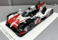 ミニカー SPARK(スパーク) レジンモデル 1/18 18LM18 トヨタ TOYOTA TS050 Hybrid No.8 TOYOTA GAZOO Racing 優勝 24H Le Mans 2018 S. Buemi - K. Nakajima - F. Alonso 9580006440181