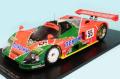 ミニカー SPARK(スパーク) レジンモデル 1/18 18LM91 マツダ Mazda 787 B No.55 優勝 24H Le Mans 1991  V. Weidler J. Herbert B. Gachot 9580006440914