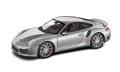 ミニカー ポルシェ特注モデル 1/43 WAP0203660E ポルシェ 911 (991) ターボ 2013 シルバー