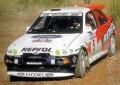 予約品 4月頃 ミニカー IXO(イクソ) ダイキャストモデル(開閉機構なし) 1/24 24RAL004B フォードエスコート RS コスワース 1996年ラリー・サンレモ #5 B.Thiry/S.Prevot