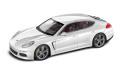 ミニカー ポルシェ特注モデル 1/43 WAP0207200E ポルシェ パナメーラ E-ハイブリッド 2013 ホワイト