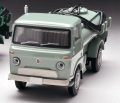 予約品 6月末 ミニカー トミーテック 1/64 301998 LV-179a いすゞエルフ バキュームカー 64年式(緑) 4543736301998