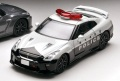 ミニカー トミーテック 1/64 302049 LV-N184a NISSAN GT-R パトロールカー(栃木県警) 4543736302049