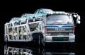 予約品 11月末 ミニカー トミーテック トミカビンテージ 1/64 318316 LV-N225b いすゞ810EX カートランスポーター(銀) 4543736318316