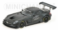 "ミニカー MINICHAMPS ABS 1/43 410133200  メルセデス ベンツ SLS AMG GT3 2012 ""45YEARS OF DRIVING PERFORMANCE"""