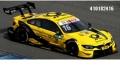 """お取り寄せ予約品 11月頃より順次 ミニカー MINICHAMPS(ミニチャンプス) ダイキャスト 1/43 410182416 BMW M4 """"BMW TEAM RMG"""" #16 TIMO・GLOCK DTM 2018"""