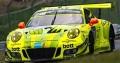"""お取り寄せ予約品 12月頃より順次 ミニカー MINICHAMPS(ミニチャンプス)  ダイキャストモデル 1/43 410186711 ポルシェ 911 GT3 R (991) """"MANTHEY RACING"""" #911 ESTRE/DUMAS/VANTOOR/BAMBER ニュルブルクリンク 2018 4012138166912"""