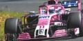 お取り寄せ予約品 11月頃より順次発売 ミニカー MINICHAMPS(ミニチャンプス) レジンモデル 1/43 417180031 サハラ フォース インディア F1 チーム メルセデス VJM11 エステバン・オコン 2018