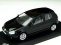 ミニカー SOLID 1/43 421433320 VW ゴルフ V 2003 ブラック