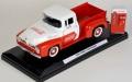 ミニカー MCC(モーターシティークラシック Motor City Classics) 1/24  424055 コカコーラ Coca-Cola フォード F-100 ピックアップ 1955 自販機アクセサリー付 0687312240555